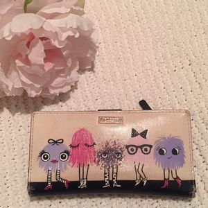 Kate Spade Monster Lacey Wallet